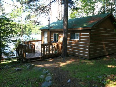 Photo for FAIRBANK LAKE RESORT - Cottage #1 Over Looking the Lake - in Sudbury ON.