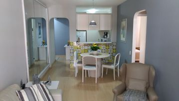 Flat 2 Rooms - Next Avenida Paulista, with daily maid service included