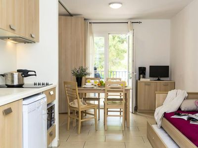 Photo for Residence Odalys Les Voiles Blanches - 2 Rooms 4/6 People