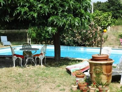 Photo for Holiday apartment Pézenas for 2 - 4 persons with 2 bedrooms - Holiday apartment in a farmhouse