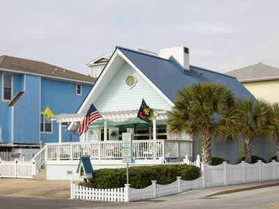 Photo For 3br Cottage Vacation Al In Wrightsville Beach North Carolina