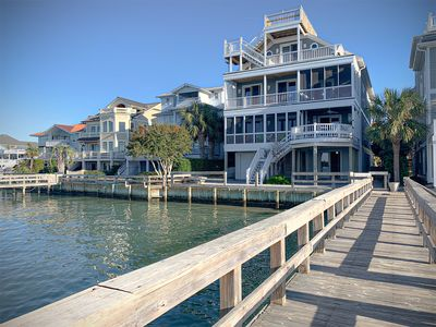 Photo for Waterfront with Intracoastal and Ocean Views, Dock, 2 Boat Slips and more!