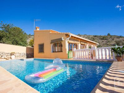 Photo for 3 bedroom Villa, sleeps 6 in Berdica with Pool and Air Con