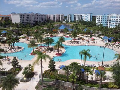 Photo for The Fountains in Orlando Florida - 2 Bedroom Condo w/ Free Wifi