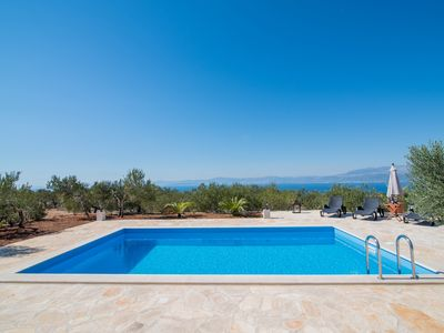 Photo for My Summer Holiday House with Nice Swimming Pool and Terrace