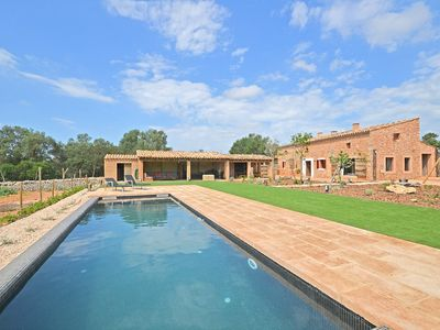Photo for CAN CORTANA - Country house with swimming pool in Inca