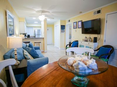Ocean Front Complex - Condo Has Balcony With Lagoon View - Free WiFi - 3 Pools