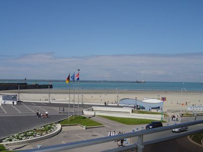 Photo for Gite Au Grand Large apartment, sea front and Nausicaa, in Boulogne