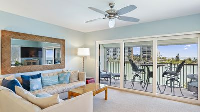 Photo for Land's End 5-405 Gulf View NEW LISTING Gorgeous View! WIFI POOL