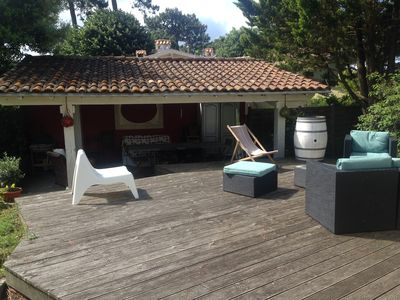 Photo for Bright house in Pyla sur Mer near Arcachon