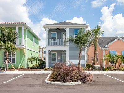 Photo for Margaritaville Resort Orlando - 3 bedroom/3 bath cottage - 8041 Dreamsicle Drive
