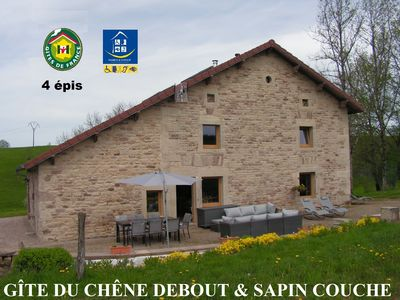 Photo for 4BR Farmhouse Vacation Rental in Xertigny, Grand Est