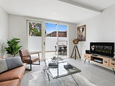 Photo for BRAND NEW! Post Office Apt St Kilda East 2 bed 1 bath Luxury