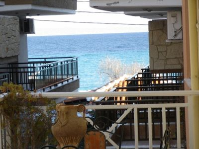 Photo for 2BR Apartment Vacation Rental in Polichrono, Kassandra