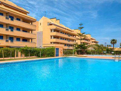 Photo for Apartment La Marjal in Dénia - 4 persons, 2 bedrooms