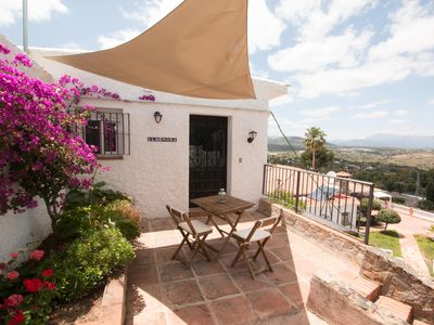 Photo for Romantic luxury villa with private pool, stunning views & relaxed setting