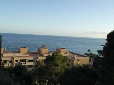 Photo for PV20B, Spacious central apartment, 50 mt from the beach and sea views. Bright apartment i