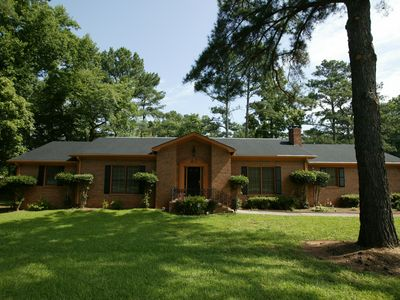 Photo for Beautiful Brick Ranch w/ basement nestled in Exclusive, Quiet, Wooded Community