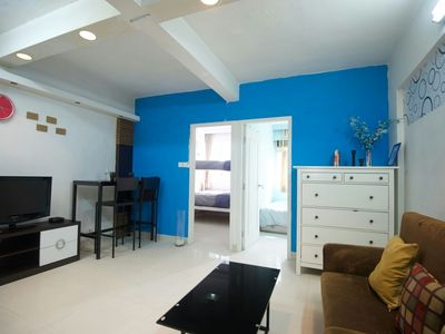 Photo for 1BR Apartment Vacation Rental in Kowloon, Kowloon