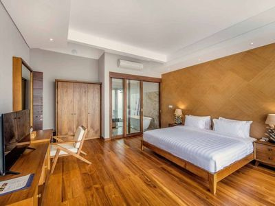 Photo for 3 BR Secluded Villa Few Minutes to Geger Beach, Sout Bali Nusa Dua