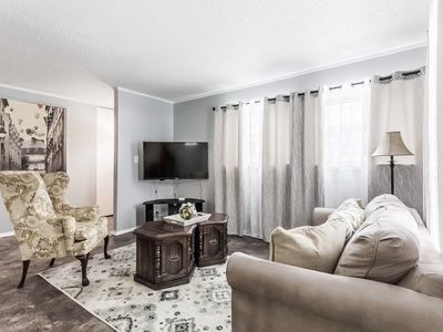 Newly renovated duplex for up to 8 people - adjoining unit #2