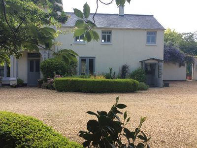 Photo for Cottage Attached To Period House Use Of Owners Private Swimming Pool (Jun-Sept)