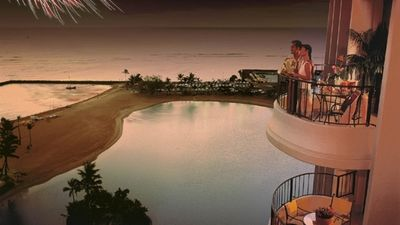 Photo for OCEANVIEW @ Hilton Hawaiian Village TimeShare at the Lagoon Tower
