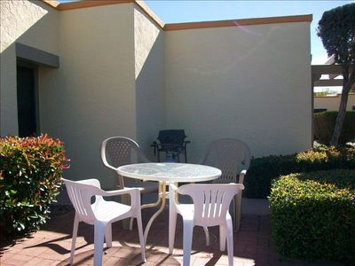 This unique unit is available with two bedrooms and two bathrooms with a total
