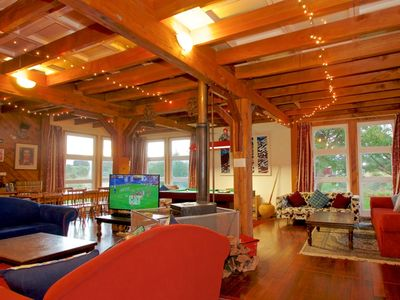 Photo for KAHA LODGE large warm and spacious