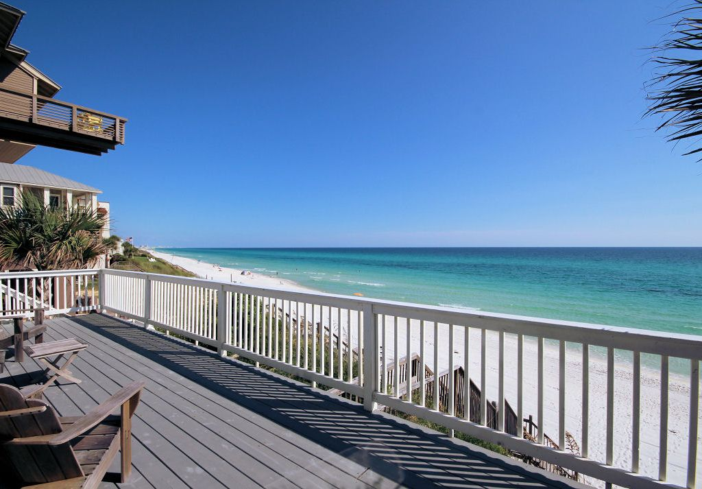 Gulf Front Beach House Rentals Florida Panhandle