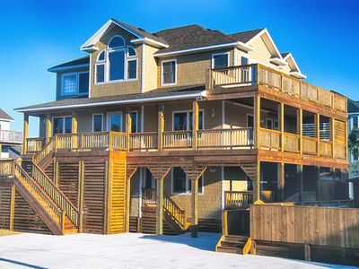Photo for Incredible Family Fun & Tons of Amenities! Oceanview w/ Pool, Hot Tub, Game Room