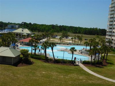 Photo for Yacht Club Villas #1-503: 3 BR / 3 BA condo in North Myrtle Beach, Sleeps 10