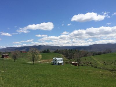 Photo for 2BR Farmhouse Vacation Rental in Lost River, West Virginia