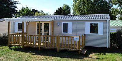 Photo for Camping L'Evasion **** - Mobil Home 5 Rooms 10 People