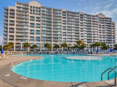 Photo for Gorgeous Waterfront 4 Bedroom Penthouse, Barefoot North Tower 1301