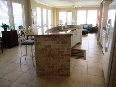 Photo for Gulf Crest Resort  3 Bdrm; Very Updated; Flat Screen TVs; Includes Beach Svc