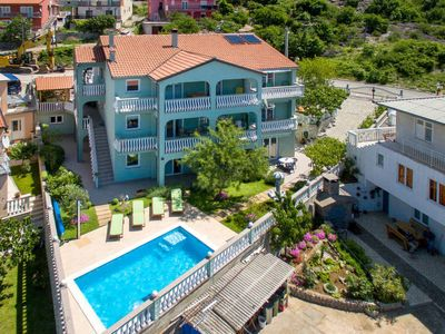 Photo for Apartment Larma (SNJ152) in Senj - 3 persons, 1 bedrooms
