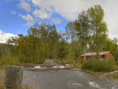 Durango U0026 Hesperus Colorado Riverside Vacation Rental Cabin River Fishing U0026  Home