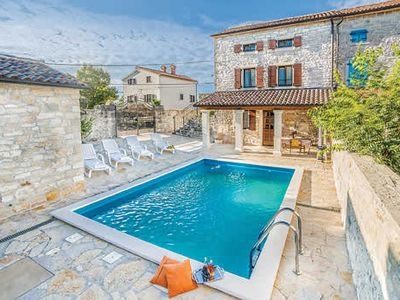 Photo for Countryside villa w/ 3 bedrooms, private pool, A/C & free Wi-Fi