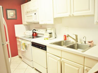 Photo for Great 2 Bedroom Condo with Pool & Bay Views - Summer Sea #418