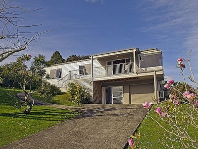Photo for Sea Views and Birdsong - Whitianga Holiday Home