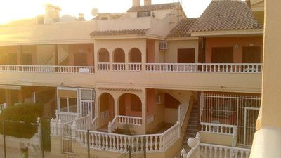Photo for Torrevieja: Bungalow with pool view !