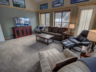 Photo for Walk to the Slopes Slopeside 2800 Two Bedroom by SummitCove Vacation Lodging