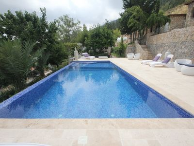 Photo for Luxury Villa With Private Infinity Pool, Bar And Unbeatable  Breathtaking Views