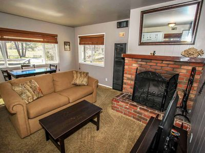 Photo for Country house 1.2 km from the center of Big Bear Lake with Parking, Internet (983530)