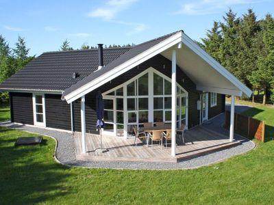 Photo for Vacation home Trend in Løgstør - 8 persons, 4 bedrooms