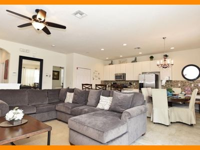 Photo for Bella Vida Resort 2 - Premium townhouse with private pool near Disney
