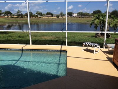 Photo for Disney 5 Minutes - Pet Friendly 4/3 Pool, Hot Tub, Games - 2 KING master suites