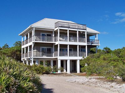 Photo for YOUR FAMILY'S UNFORGETTABLE VACATION AWAITS YOU AT BEACHWALKER COTTAGE!
