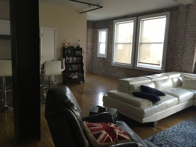 Photo for Super Bowl Rental available beautiful apartment downtown